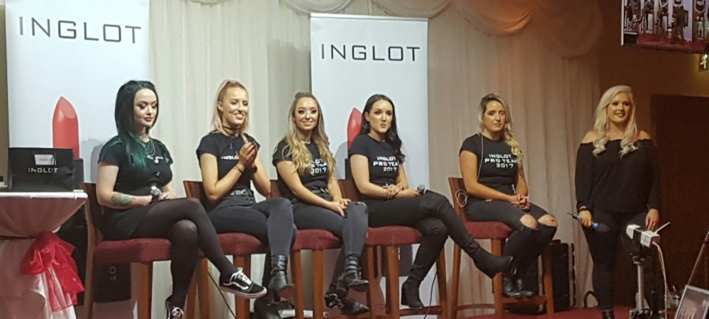 9. Inglot Roadshow Waterford