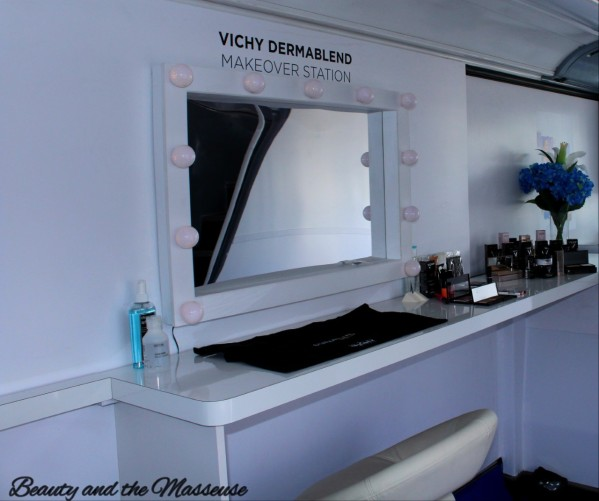 11. Xposé Beauty Bus Event with Vichy Skincare