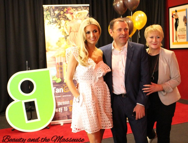 16. Tan Organic's Press Launch with Rosanna Davison