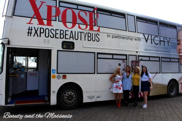 2. Xposé Beauty Bus Event with Vichy Skincare