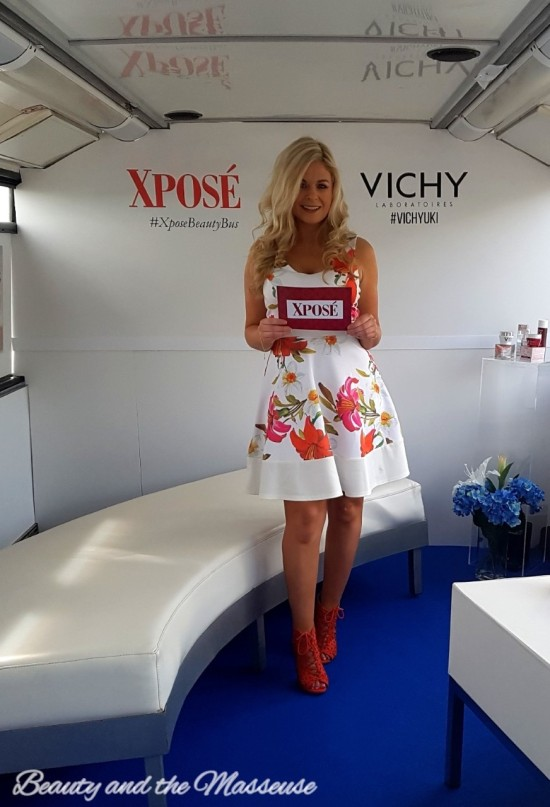 22. Xposé Beauty Bus Event with Vichy Skincare