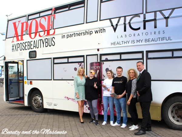 3. Xposé Beauty Bus Event with Vichy Skincare