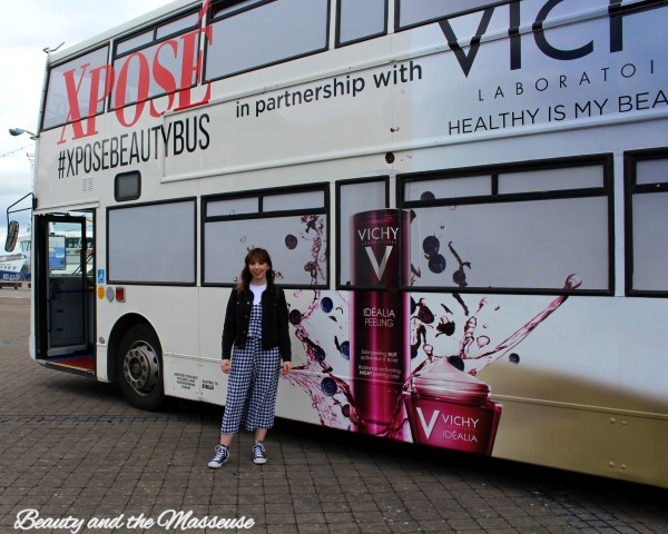 9. Xposé Beauty Bus Event with Vichy Skincare