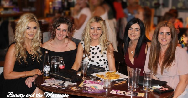 13. Ladies Night in aid of The Irish Cancer Society