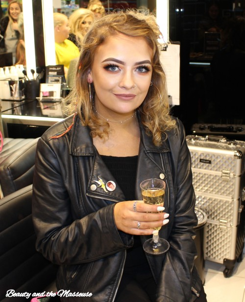 5. Inglot Waterford's VIP Event