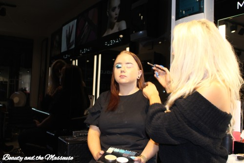 7. Inglot Waterford's VIP Event