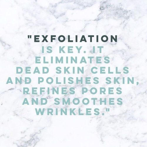 Exfoliation Benefits