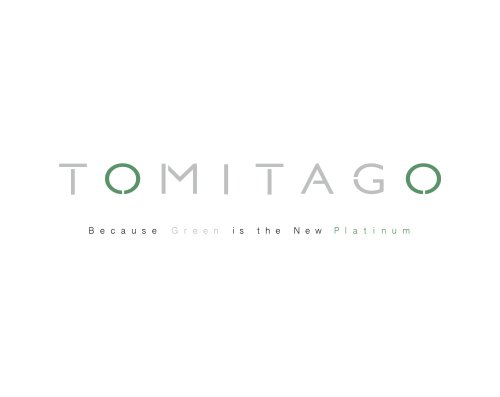 4. TOMITAGO Launch
