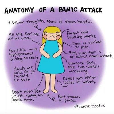 4. When Panic Attacks!